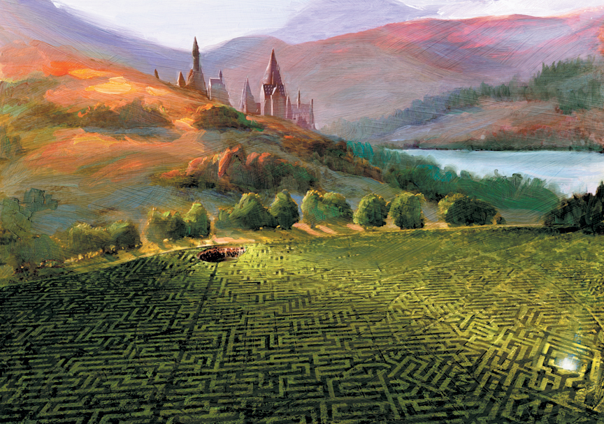 The_Maze_(Triwizard_Tournament_3rd_Task_Concept_Artwork)