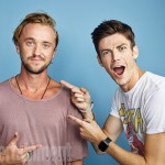 Tom-Felton-and-Grant-Gustin