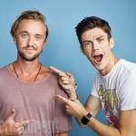 Tom-Felton-and-Grant-Gustin