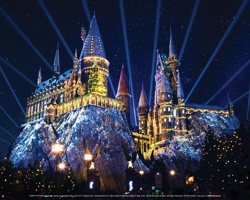 Universal Studios Christmas.Christmas Returns To Universal Studios Hollywood The Leaky