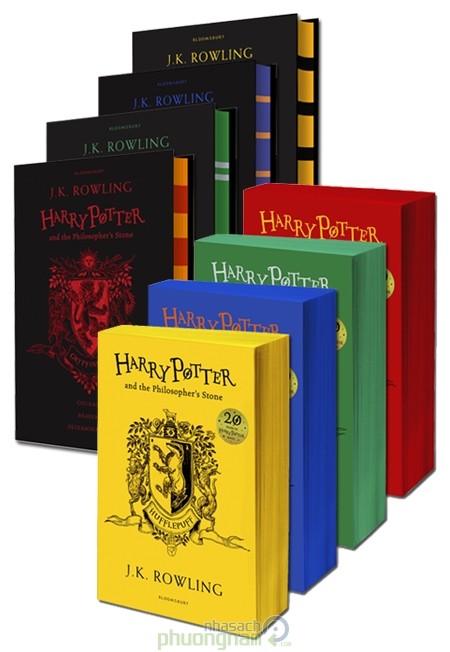 Harry Potter Book Year Release : Big week for 'harry potter th anniversary editions