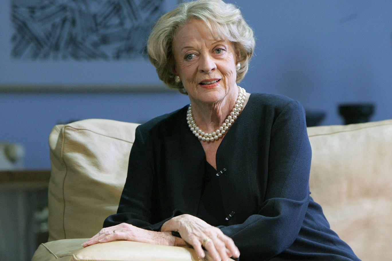 Maggie Smith Nude Photos 13