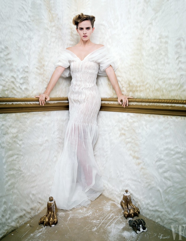 Photo by Tim Walker for Vanity Fair.