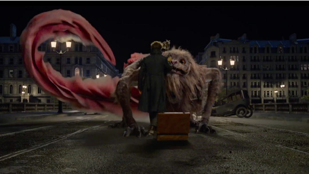 J.K. Rowling Talks New Chinese 'Fantastic Beast'-Will the ...