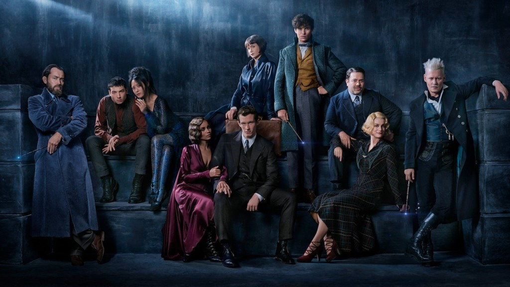 New Fantastic Beasts: The Crimes Of Grindelwald Promo Confirms Tuesday's Trailer Reveal