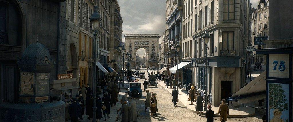 Arnaud Brisebois on Visual Effects Magic in 'Crimes of Grindelwald