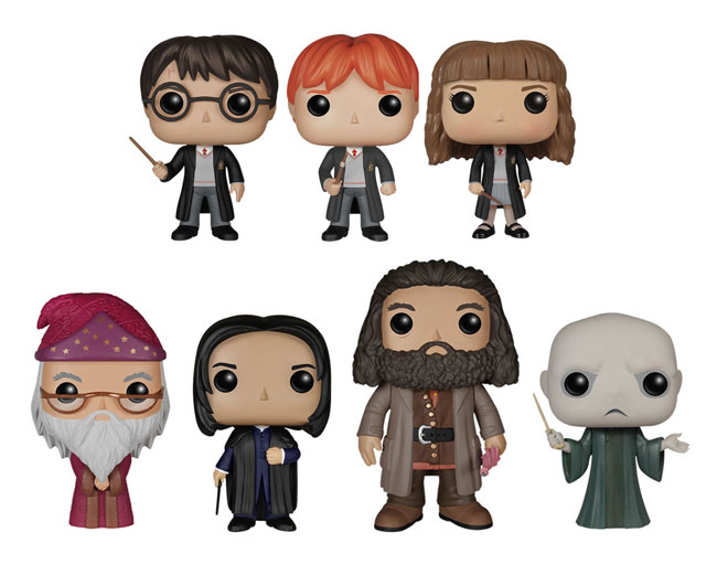 Bildresultat för harry potter funko pop