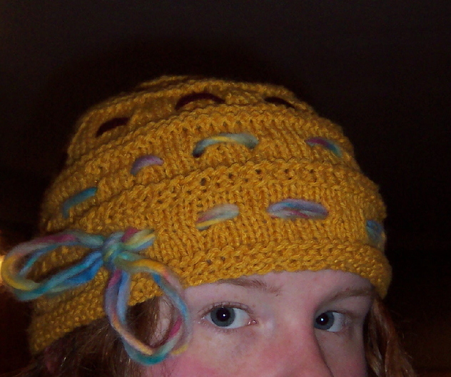Ginny Weasley's Goblet of Fire Hat