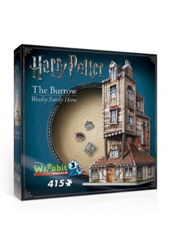 harry-potter-the-burrow-weasley-family-home-3d-jigsaw-puzzle