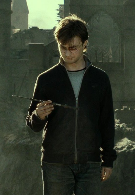 Happy birthday harry potter the leaky for Most powerful wand in harry potter