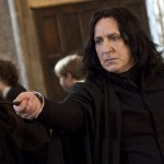 ALAN Rickman as Professor Severus Snape in Warner Bros. PicturesÕ fantasy adventure movie ÒHARRY POTTER AND THE DEATHLY HALLOWS Ð PART 2,Ó a Warner Bros. Pictures release. Ê