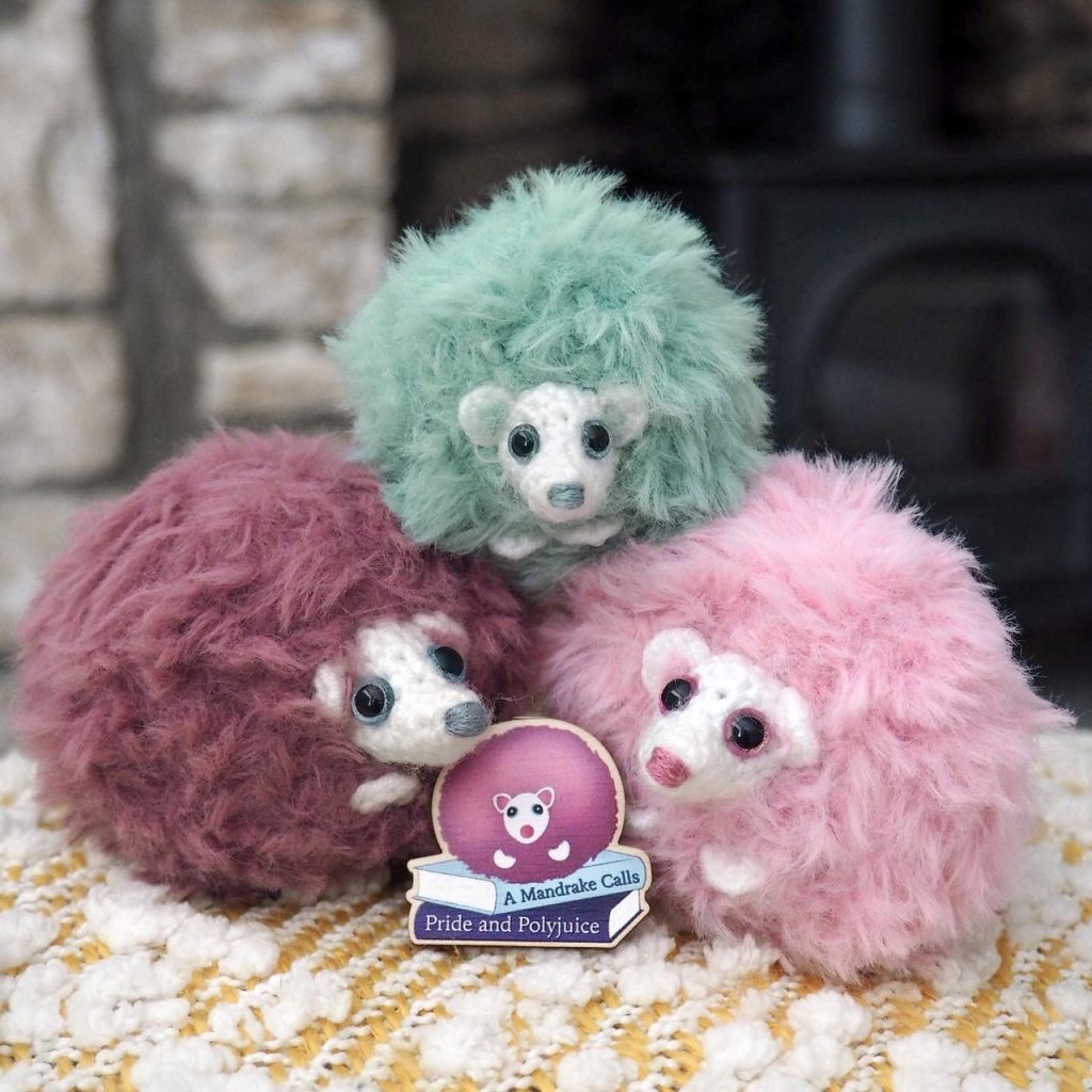 Pygmy Puff Pile Bumble and Be Co