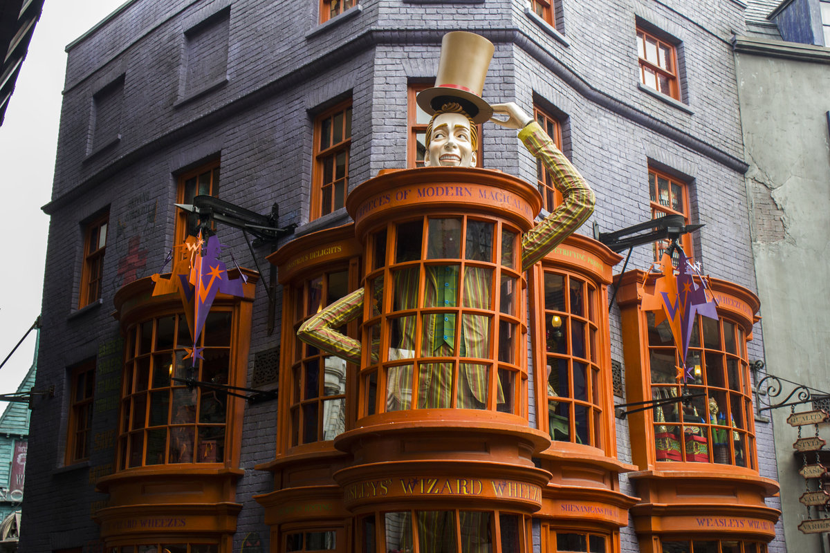 Weasleys Wizard Wheezes Universal Take the Weasleys' Wiz...