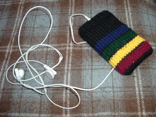 ipod House Unity Cozy