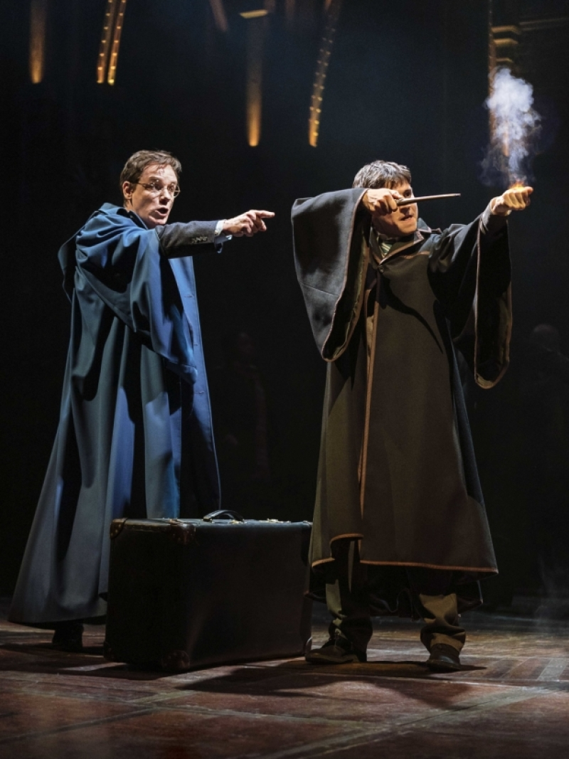 Theater Round-Up: 'Cursed Child's' James Snyder Hosts First