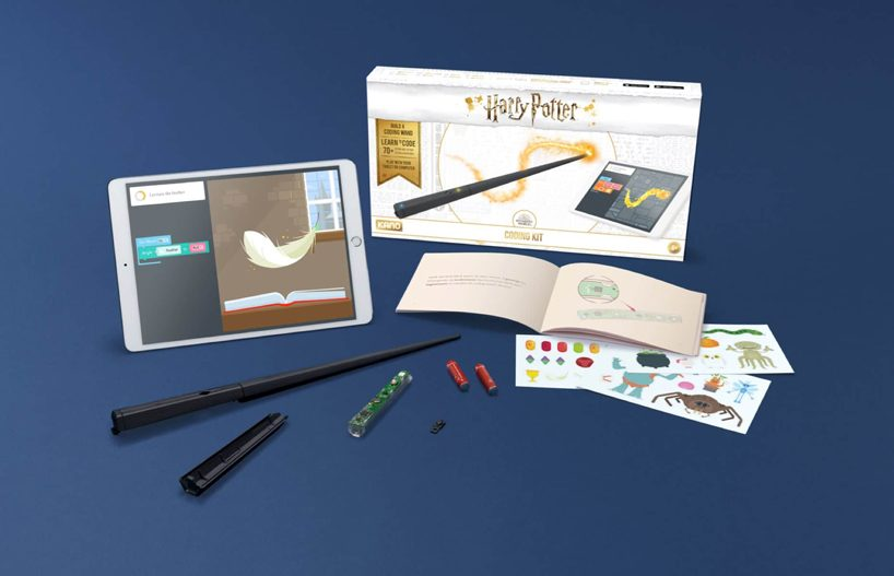 kanos-harry-potter-wand-magic-teach-kids-coding-code-designboom-2-818x527