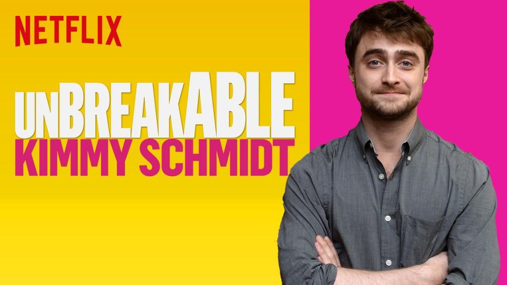Daniel Radcliffe Joins Cast of Unbreakable Kimmy Schmidt's Interactive Movie for Netflix