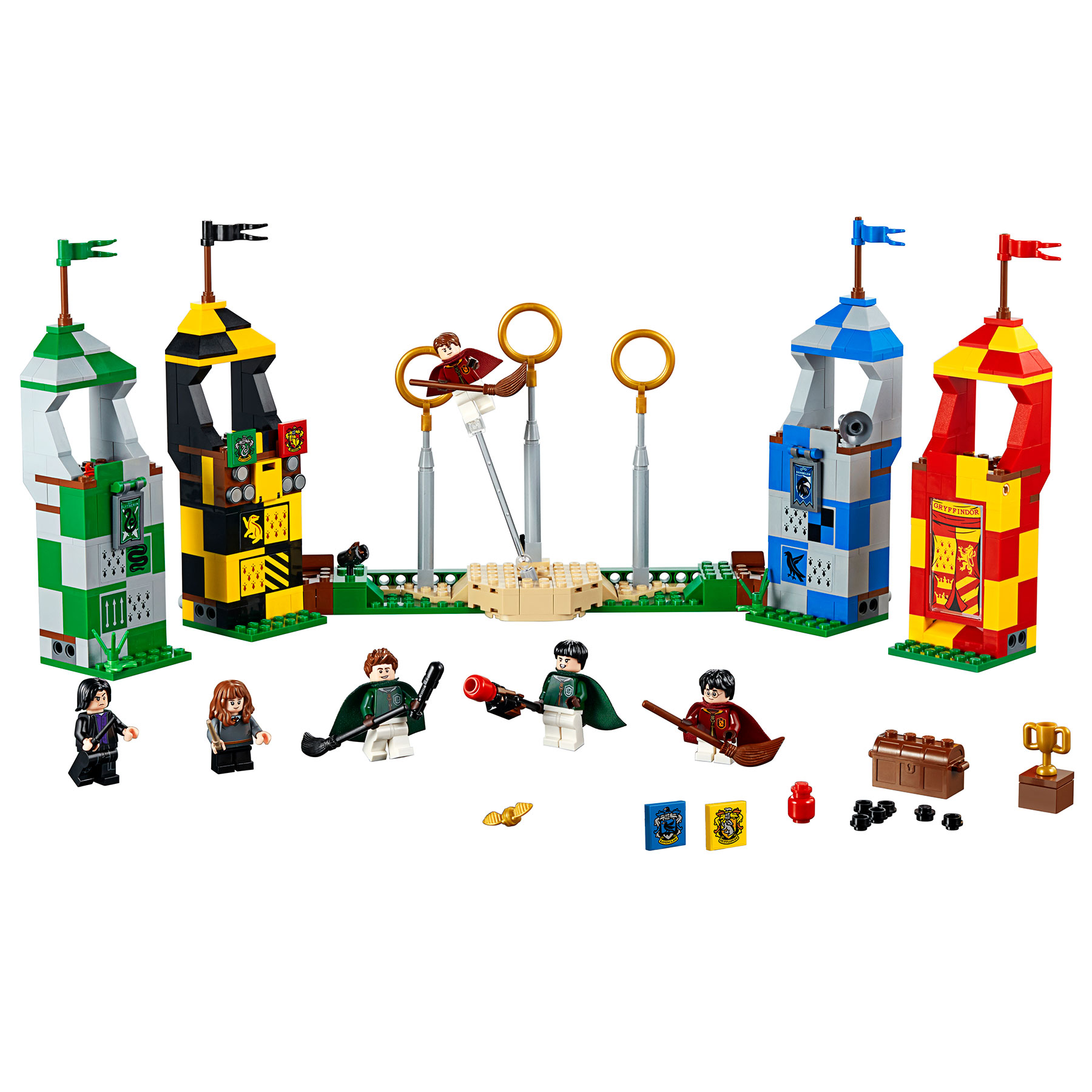 All Lego Toys : All new harry potter lego sets revealed the leaky
