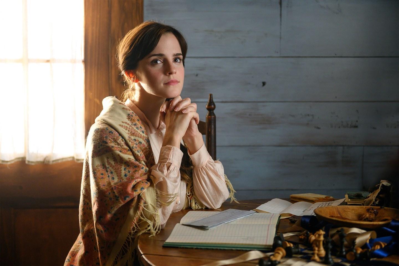 New Photos Released From Emma Watson S Little Women