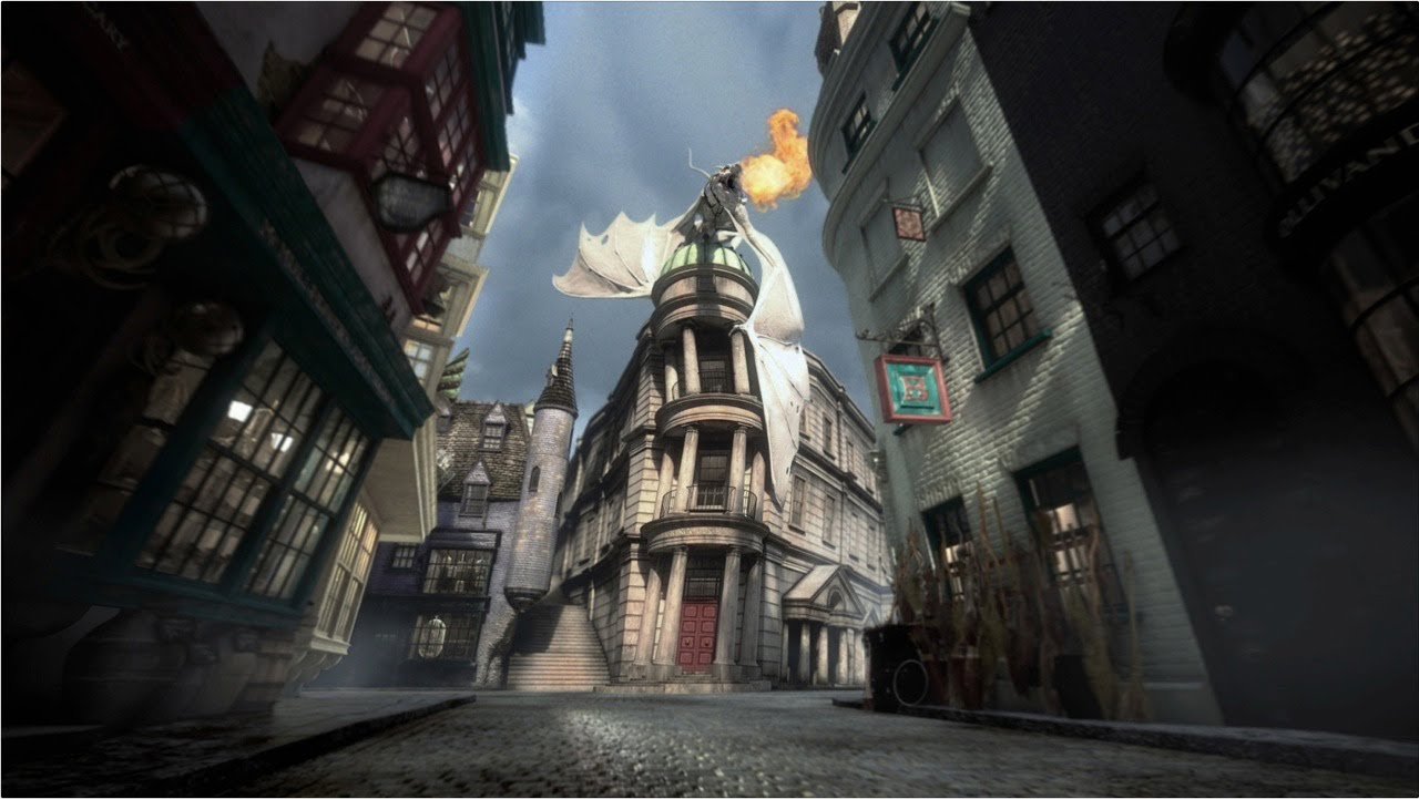 """""""Bringing the Films to the Wizarding World of Harry Potter ..."""
