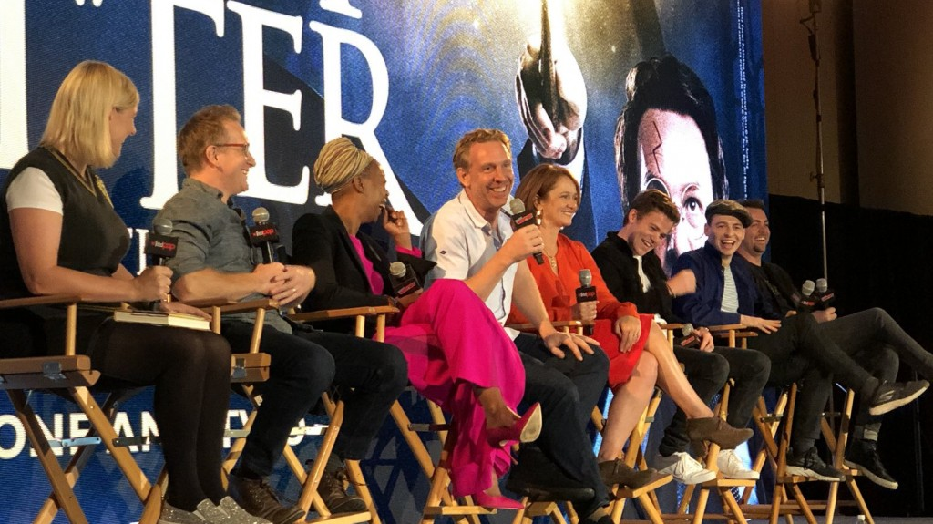 harry potter and the cursed child new york comic con nycc panel