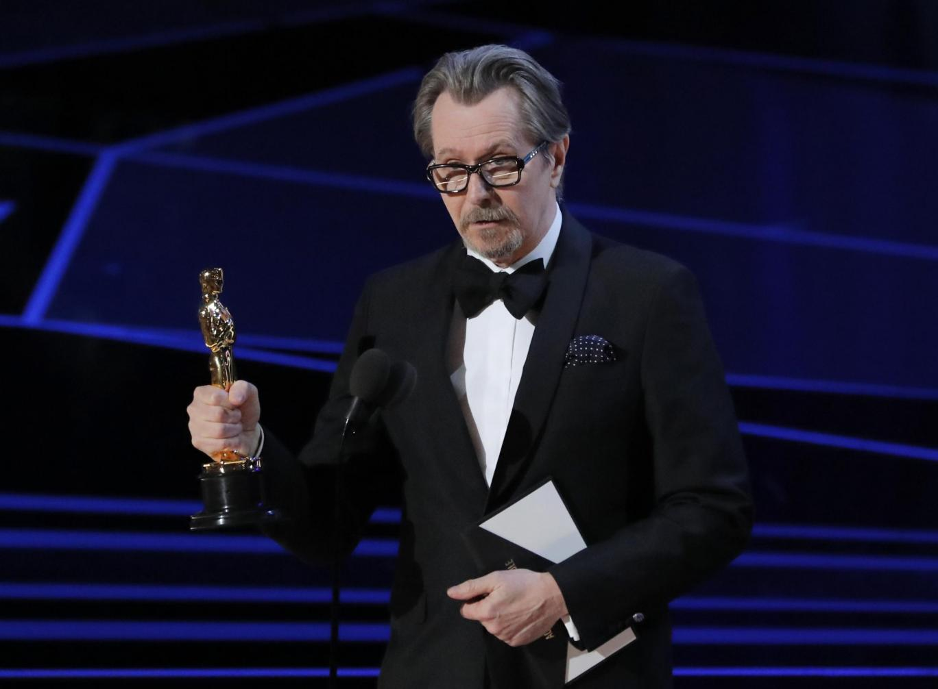 Gary Oldman keen to take on comedic role