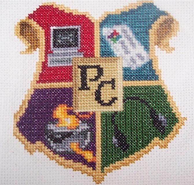 PotterCast Transcription Elf Crest