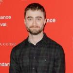 Mandatory Credit: Photo by Chelsea Lauren/REX/Shutterstock (5556392g) Daniel Radcliffe 'Swiss Army Man' film premiere, Sundance Film Festival, Park City, Utah, America - 22 Jan 2016