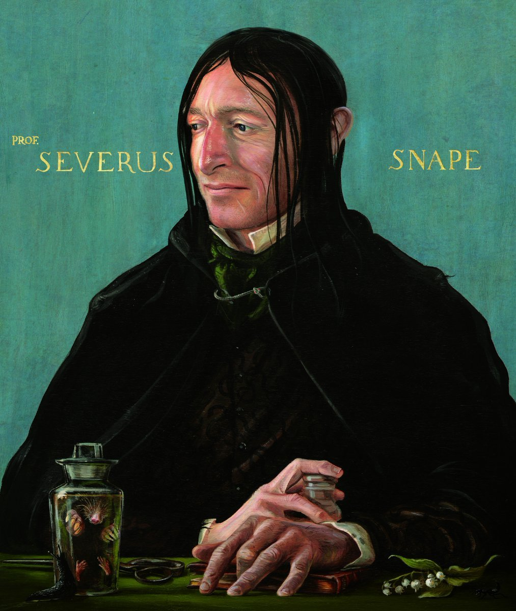 severus-snape-in-the-new-harry-potter-and-the-prisoner-of-azkaban-illustrated-edition