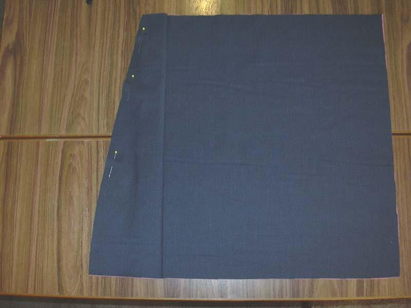 Folding the Piece 2