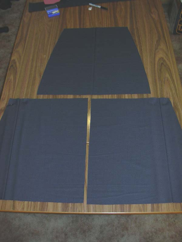Skirt Pieces