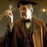 "JIM BROADBENT as Professor Horace Slughorn in Warner Bros. Pictures' fantasy adventure movie ""Harry Potter and the Half-Blood Prince."" NOTE; THIS PHOTO WAS DOWNLOADED BY CONSENTING TO AN AGREEMENT THAT IT WOULD NOT BE USED OUTSIDE THE LOS ANGELES TIMES.  WE RECEIVED SPECIAL PERMISSION TO KEEP THIS PHOTO IN OUR DATABASE BEYOND THE STATED 90 DAY RESTRICTION. CAN BE USED ONLY IN EDITORIAL. NO ADS,  SALES, ETC. PERMISSION GIVE BY JESSE MESA,WARNER BROS. PHOTO (818) 954-6256."