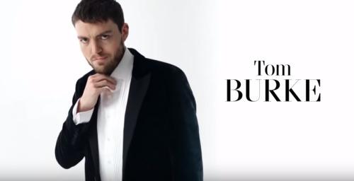 Tom Burke Cast As Cormoran Strike Tv Series The Leaky