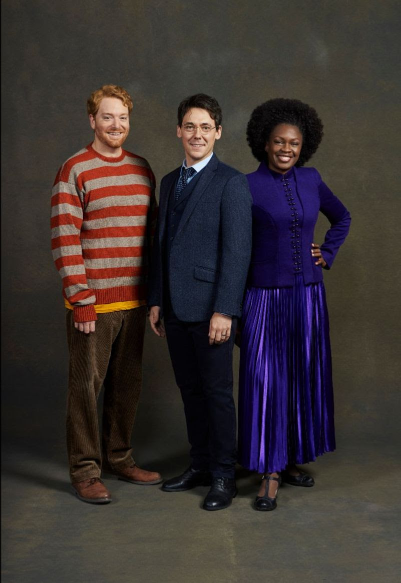 Theater Round Up First Look At Cursed Child San Francisco Cast New Cursed Child Trailer New Details On 1917 And The Accident The Leaky Cauldron Org The Leaky Cauldron Org