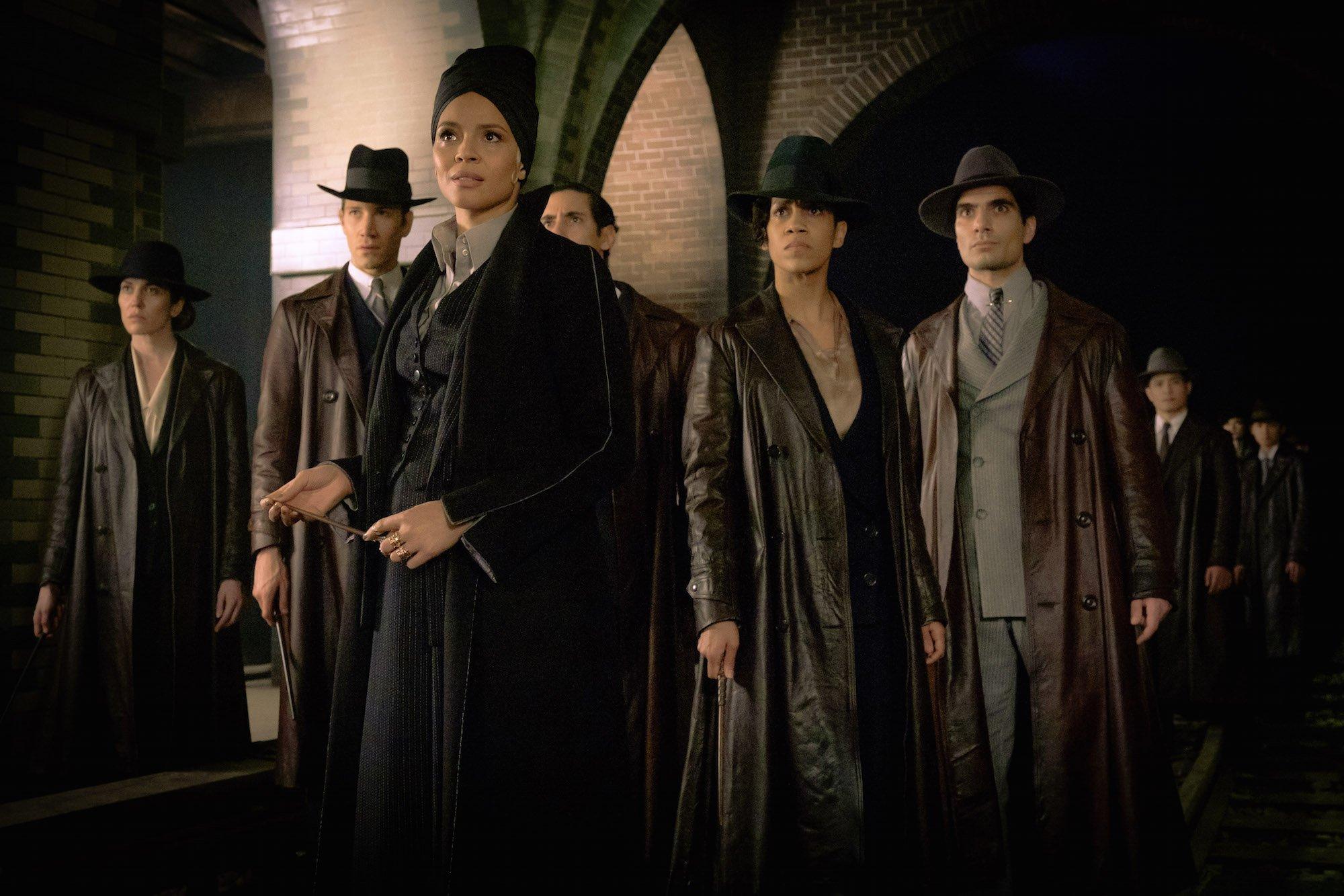 Rumor Cast List Reveals The Crimes Of Grindelwald Plot Clues