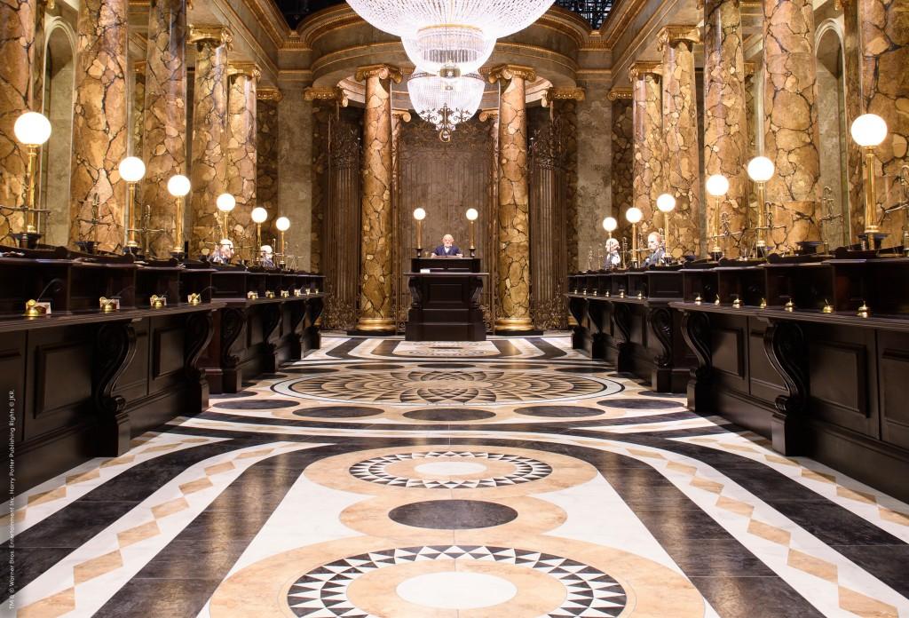 10. Wizarding World Gold_Discounts_Warner Bros. Studio Tour London – The Making of Harry  Potter_  Gringotts Wizarding Bank