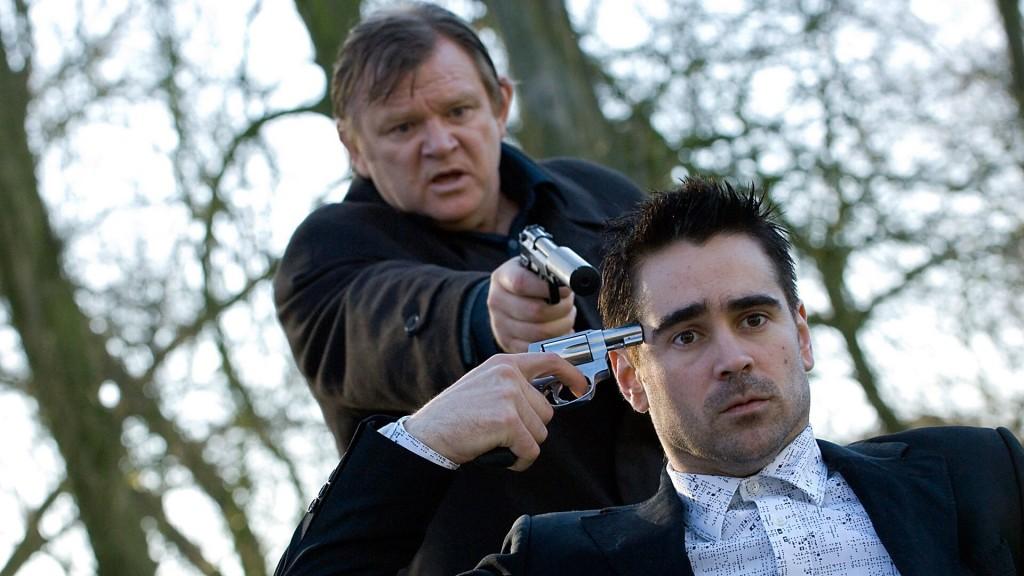 Brendan Gleeson Colin Farrell in bruges