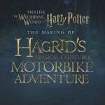 Get Behind-the-Scenes Look at Hagrid's Magical Creatures Motorbike Adventure on NBC on Sept. 7