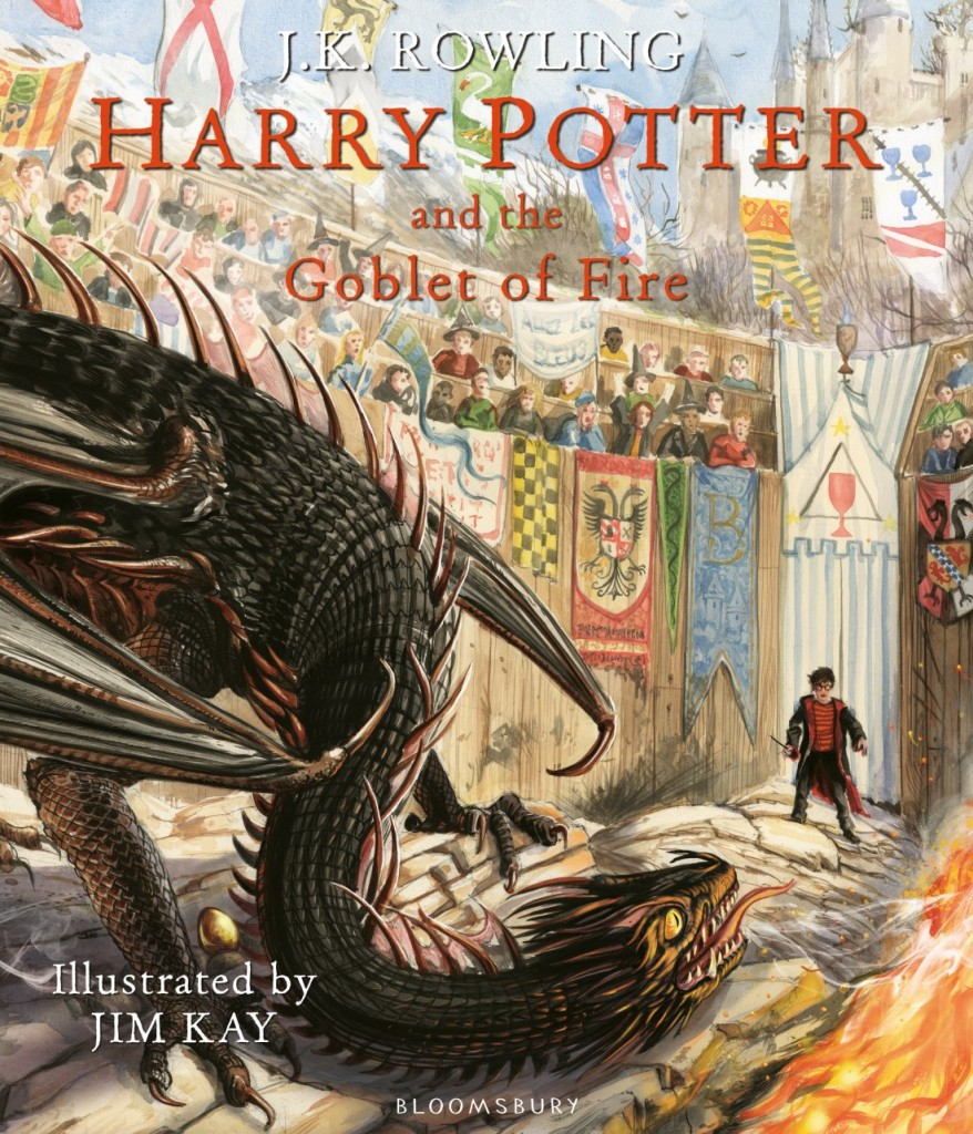 Goblet of Fire Jim Kay