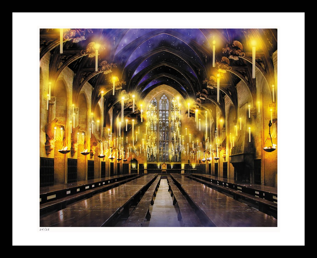 HP124l THE GREAT HALL
