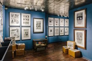 House of MinaLima_Press Room 1