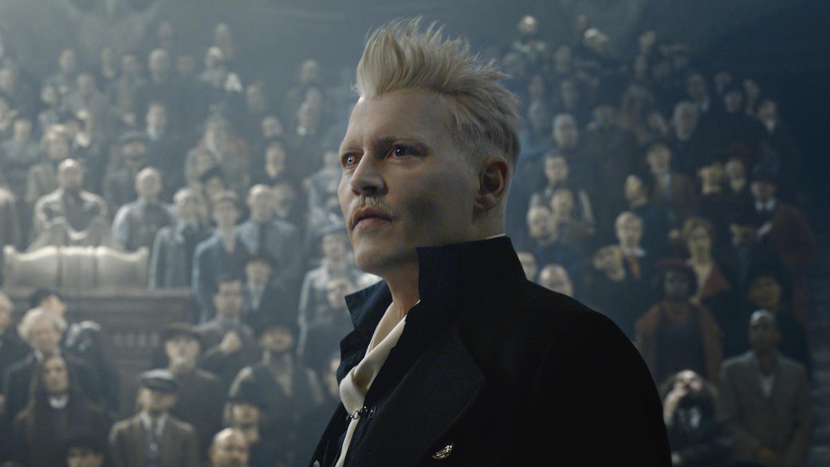 BREAKING: Johnny Depp Asked To Leave 'Fantastic Beasts' Role As Gellert  Grindelwald - The-Leaky-Cauldron.org « The-Leaky-Cauldron.org
