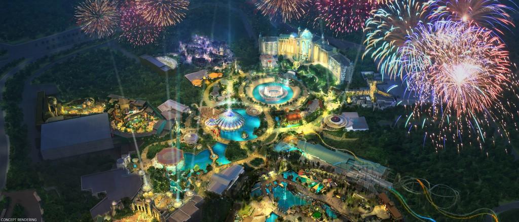 Universal's Epic Universe - Concept Art
