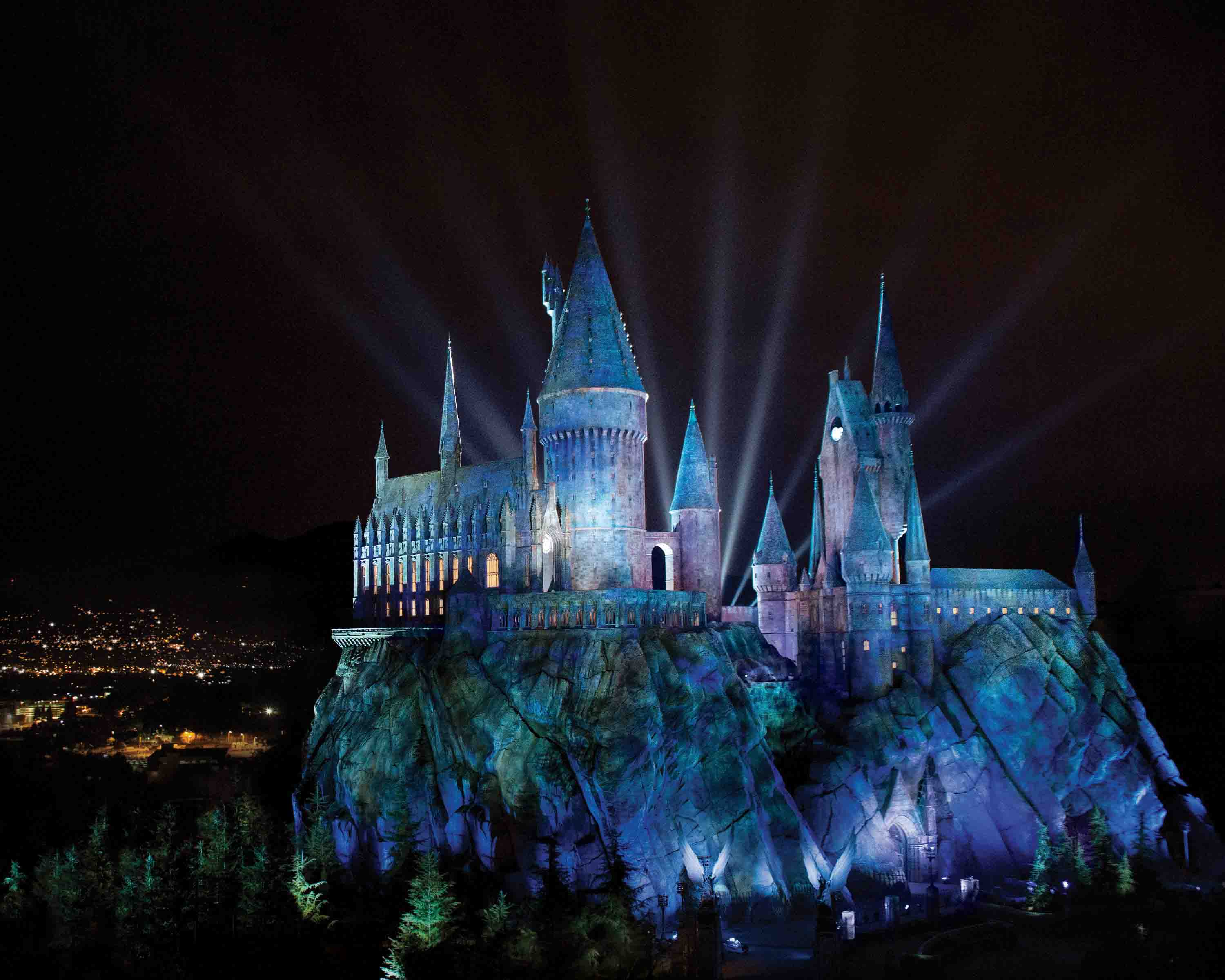 Nighttime Lights at Hogwarts Castle to Launch June 23 ...