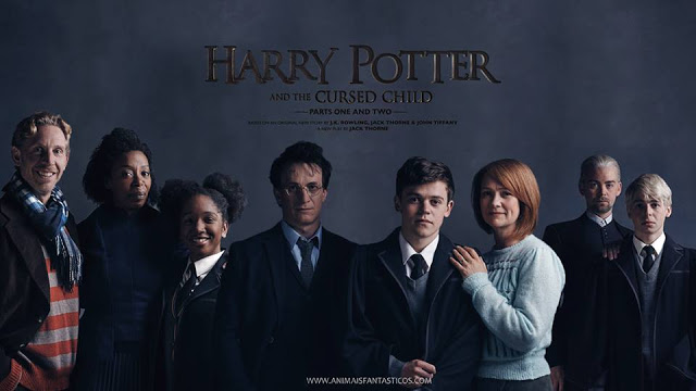 Image result for Harry Potter and the Cursed Child: