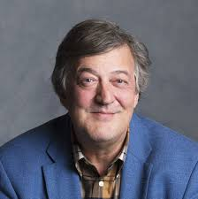 Stephen Fry - voice of the UK edition Harry Potter audiobooks