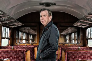 """Ed (Timothy Spall) Philip K. Dick's Electric Dreams Episode 101 """"The Commuter"""""""