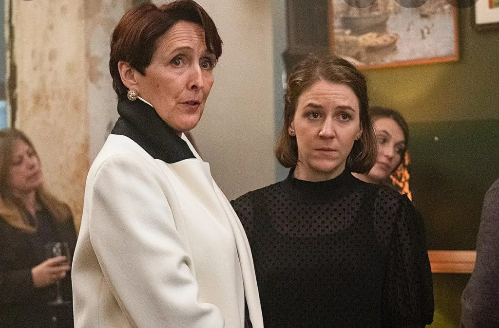 fiona shaw and daughter killing eve s3