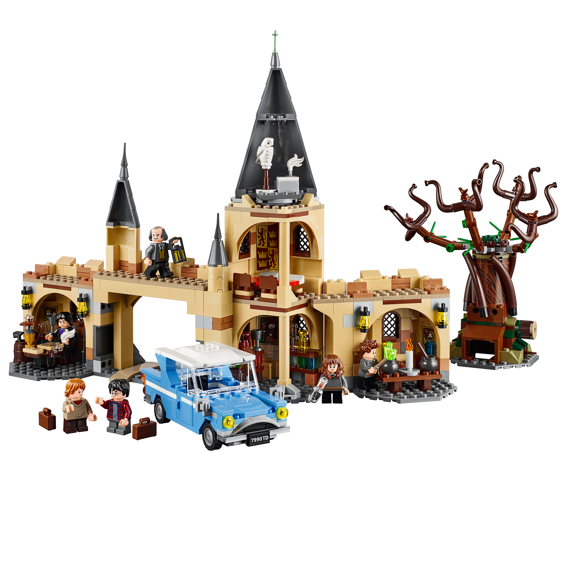 all new harry potter lego sets revealed  theleaky