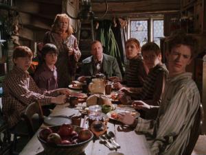 weasley-breakfast
